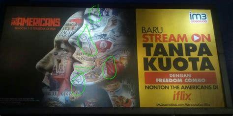 gambar reklame ini penjelasan indosat ooredoo soal reklame muat gambar