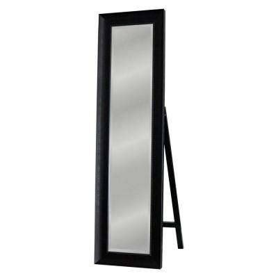 bathroom free standing mirrors 30 inspirations of free standing black mirrors