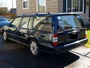 1995 Volvo Wagon V8 Swapped 1995 Volvo 960 Wagon Bring A Trailer
