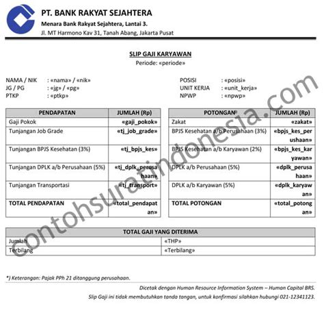 pin slip gaji httpdivingaccessorysystemscomok format on