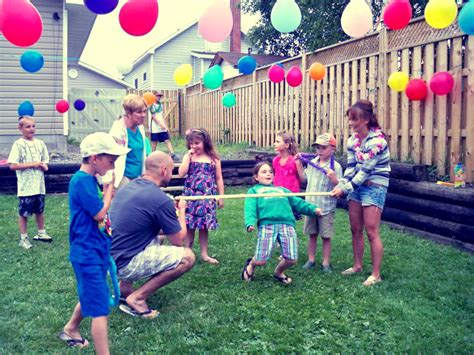good backyard games take advantage of the good weather and plan your kid s