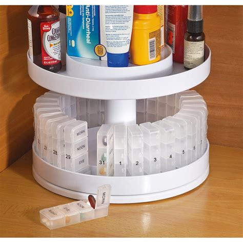 lazy susan organizer what goes around lazy susans and more rotating storage