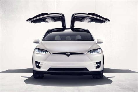 Tesla Model X Tesla Model X Suv Revealed 250 Mile Range Starts Around