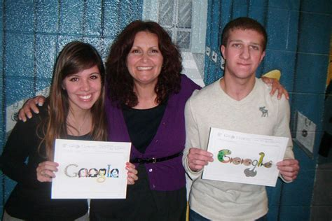 graphic design contest for high school students the clarion doodle4google