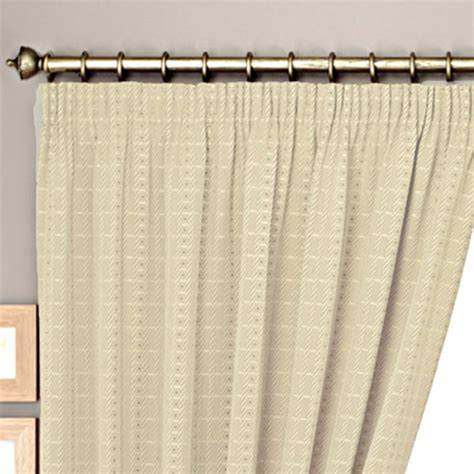 marlowe curtains curtina marlowe woven jacquard pencil pleat lined curtains