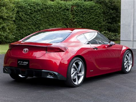 Toyota FT 86 Sport Coupe Concept   AutoMiddleEast.com