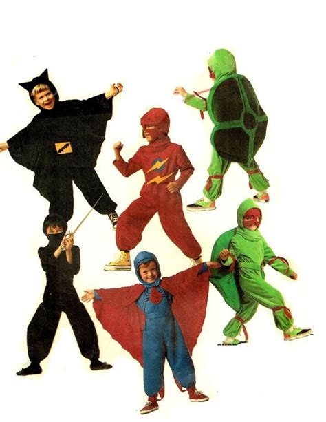 pattern for ninja turtle costume 86 best images about children halloween costumes sewing
