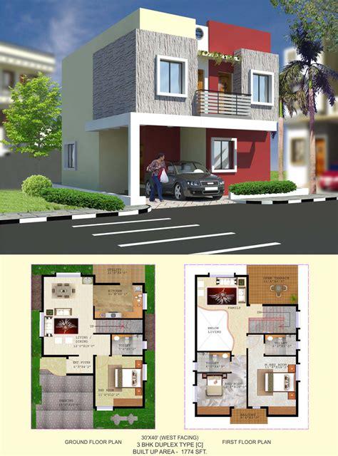 house design 30x50 site floor plan balaboomi city