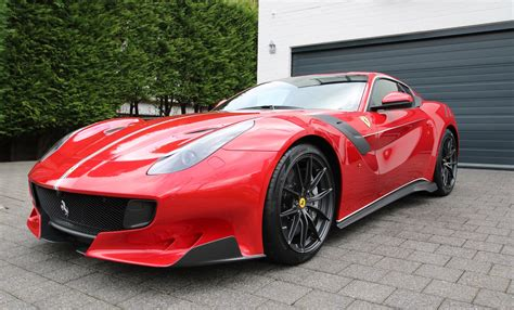 Ferrari F12 Tdf by Ferrari F12 Tdf
