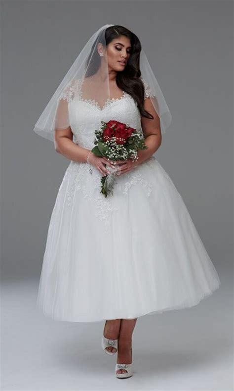 Short wedding dresses plus size   Plus size perfection