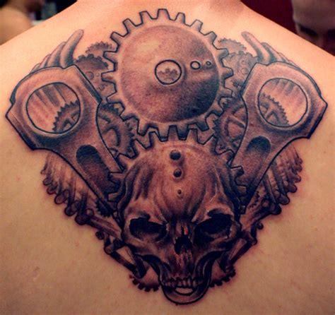 gearhead by tim pangburn tattoonow