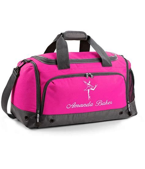 Personalised Ballet Bag   Buy Best Personalised Ballet