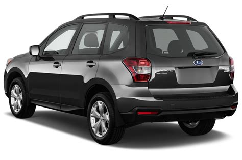 subaru suv forester 2015 subaru forester reviews and rating motor trend