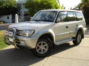 Toyota Land Cruiser 2000 2000 Toyota Land Cruiser Prado Overview Cargurus