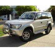2000 Toyota Land Cruiser Prado  Overview CarGurus
