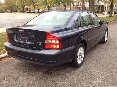 2001 volvo s80 volvo s80 2 9 2001 auto images and specification