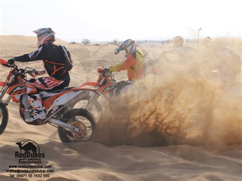 motocross bike hire ktm bike ride dubai ktm bike tour desert safari dubai