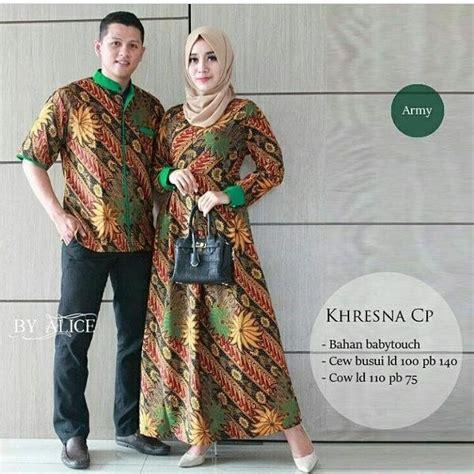 Batik Sarimbit Kebaya Pesta Kupu Anak jual baju batik kebaya sarimbit gamis khresna baju muslim modern di lapak decacute