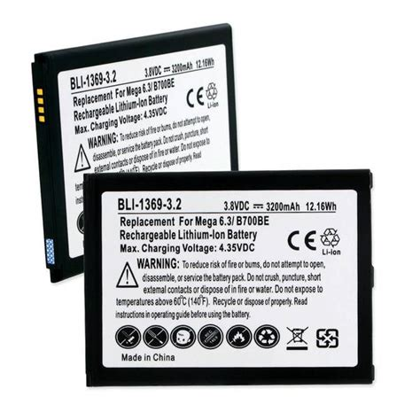 Battery Samsung Galaxy Mega 63 Gt I9200 samsung b700be cellular battery samsung galaxy mega 6 3