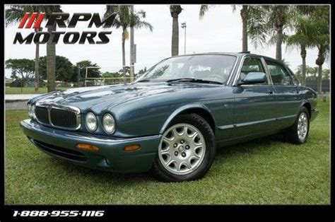 how many jaguar dealers in usa find used jaguar xj8 low 55k clean carfax and