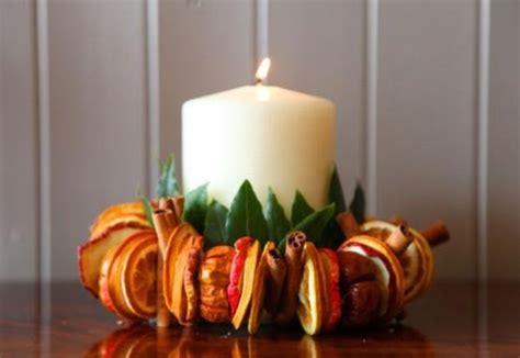 decorare candele natalizie profumo di natale jonetsudesign