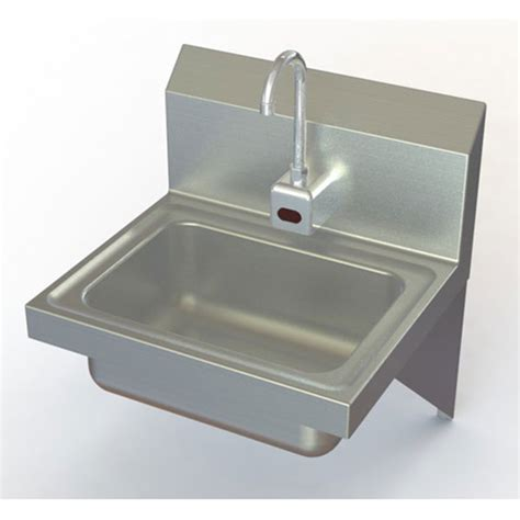 automatic wash sink 301 moved permanently