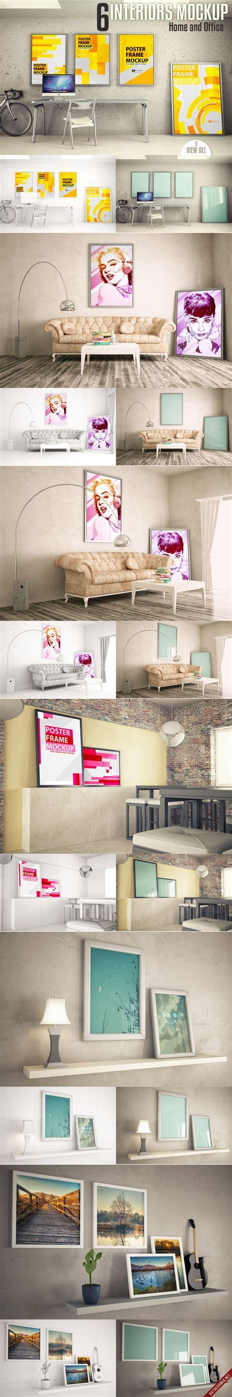 Interiors mock up Vol. 2 373459   Really Cool   Di?n ?àn Designer Vi?t Nam