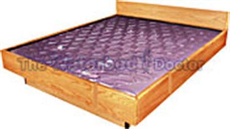 genesis side waterbed mattresses by genesis