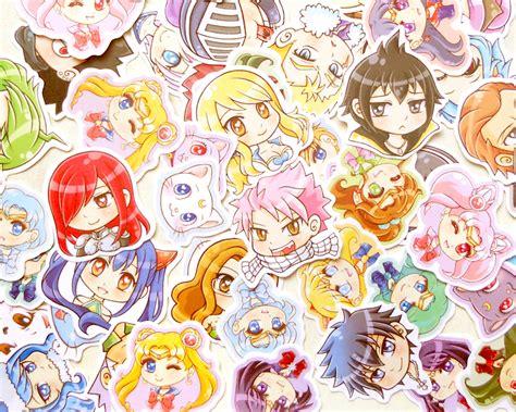 Anime Stickers