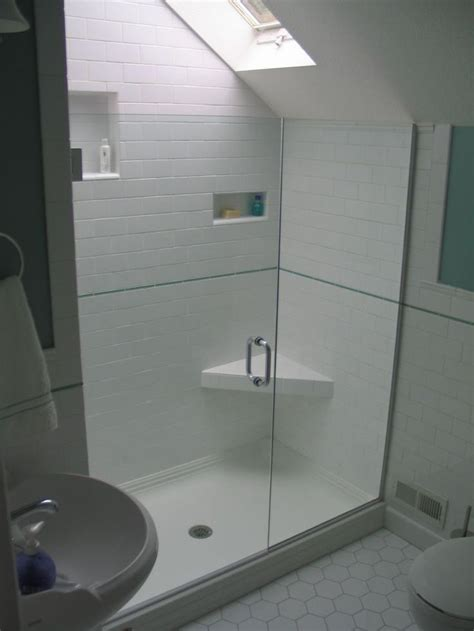 attic bathroom sloped ceiling 42 best images about crazy tiny bathroom ideas on