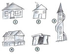 draw house drawing cartoon houses
