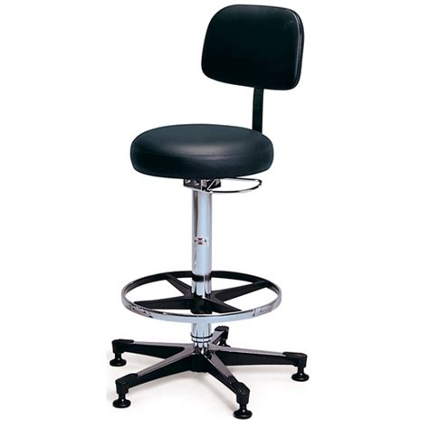 Laboratory Chairs by Pneumatic Stool Laboratory Stool Hausmann 2160