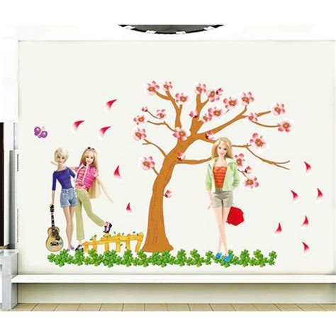 Wallsticker Wall Stiker 50x70 Sk7019a Windows View 1 buy pindia decordesign dolls wall sticker