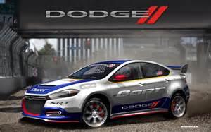 2013 dodge dart to rally into racing circuit mlive