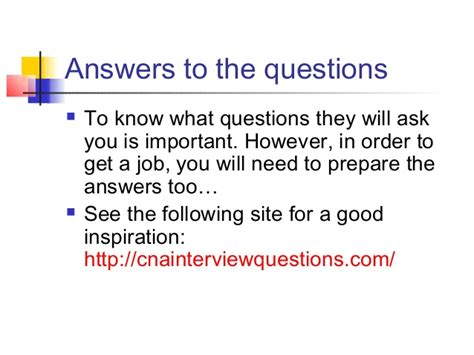 Answers To Questions For Nurses by 10 Tips For New Grads To Stand Out And Get Hired Tips For A Cna Cna
