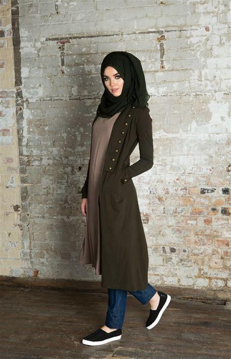 Baju Setelan Wanita Muslim Modis Trendy Gaul Cantik Denada 25 trend baju muslim remaja abg gaul masa kini wajib kamu