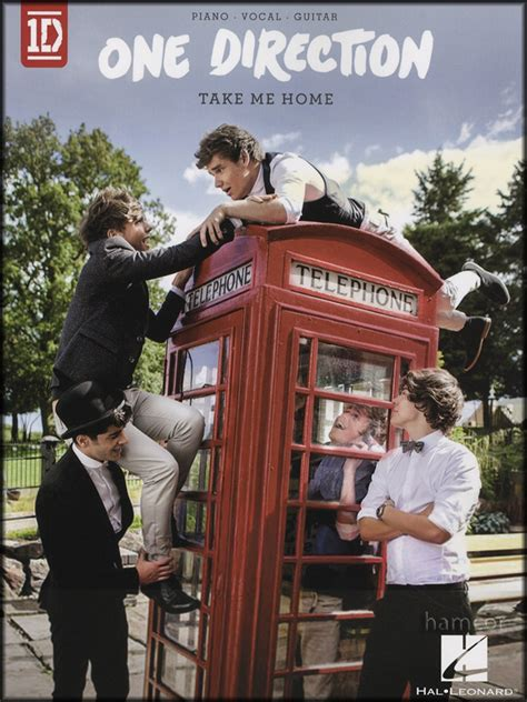 one direction take me home pvg hamcor