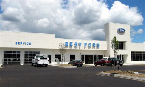 Best Ford Nashua by Best Ford Architura Corporation