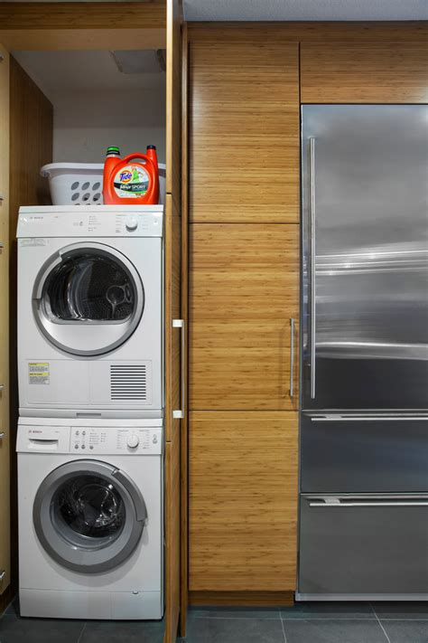 Best Kitchen Cabinets Reviews by Small Stackable Washer Dryer Combo Invades Every Laundry