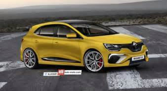 Renault Rs Megane Renault M 233 Gane 4 Rs La Sportive Fran 231 Aise Se D 233 Voile Scoop