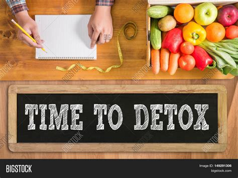 What Is A Time To Detox by Time To Detox Stock Photo Stock Images Bigstock