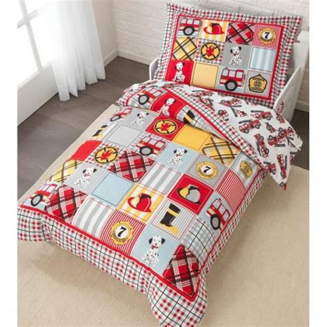 fire truck bedding fire truck toddler bedding