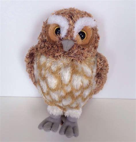 ty beanie babies owl ty gylfie the owl beanie baby legend of the guardians