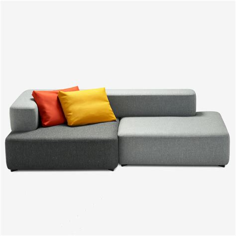 Modern Sofa Furniture Fritz Hansen Alphabet 2 Seat Sofa Modern Sofas By Switch Modern