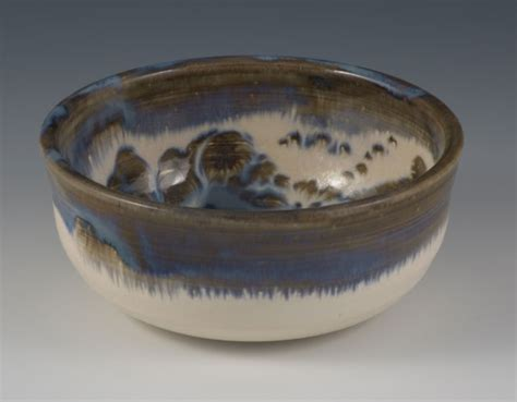 Handcrafted Pottery Dinnerware - cereal bowl dinnerware unique gifts handcrafted stoneware