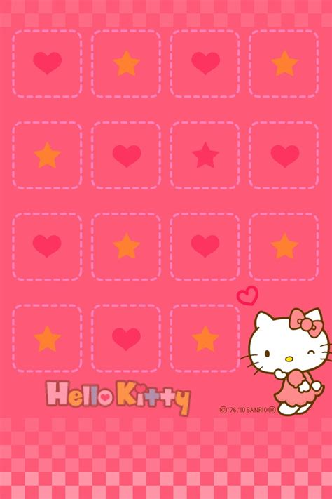 hello kitty ipod wallpaper 68 best iphone 4 5 wallpapers images on pinterest