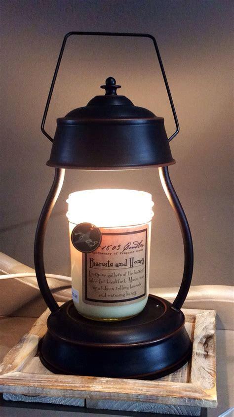 candel warmer hurricane candle warmer lantern rubbed bronze in
