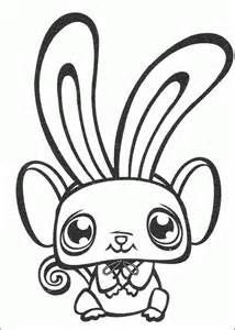 littlest pet shop coloring pages coloringpagesabc com