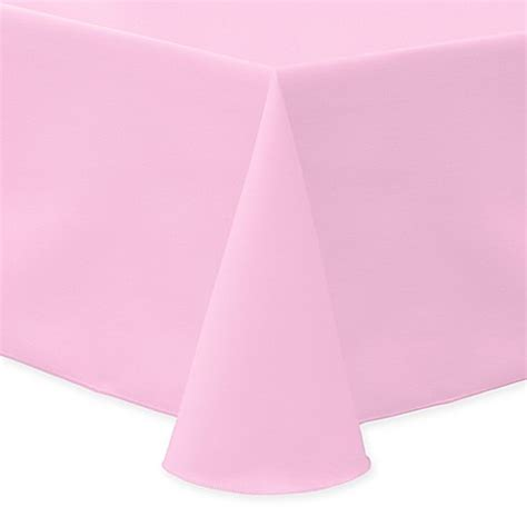 light pink 120 tablecloth buy 60 inch x 120 inch oblong indoor outdoor twill