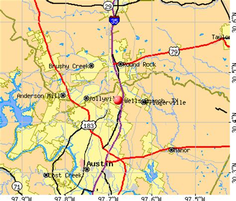 map of branch texas branch texas tx 78728 profile population maps real estate averages homes